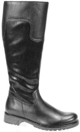 d738ed9be 7G125, Сапоги женские Alpina, цвет черный, натуральная кожа, Словения